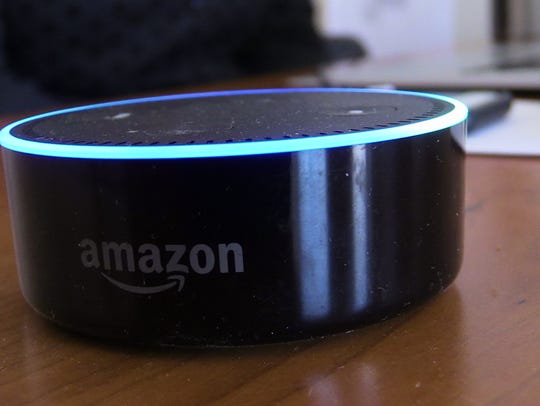 Alexa is Amazon's counterpart to Siri that is part