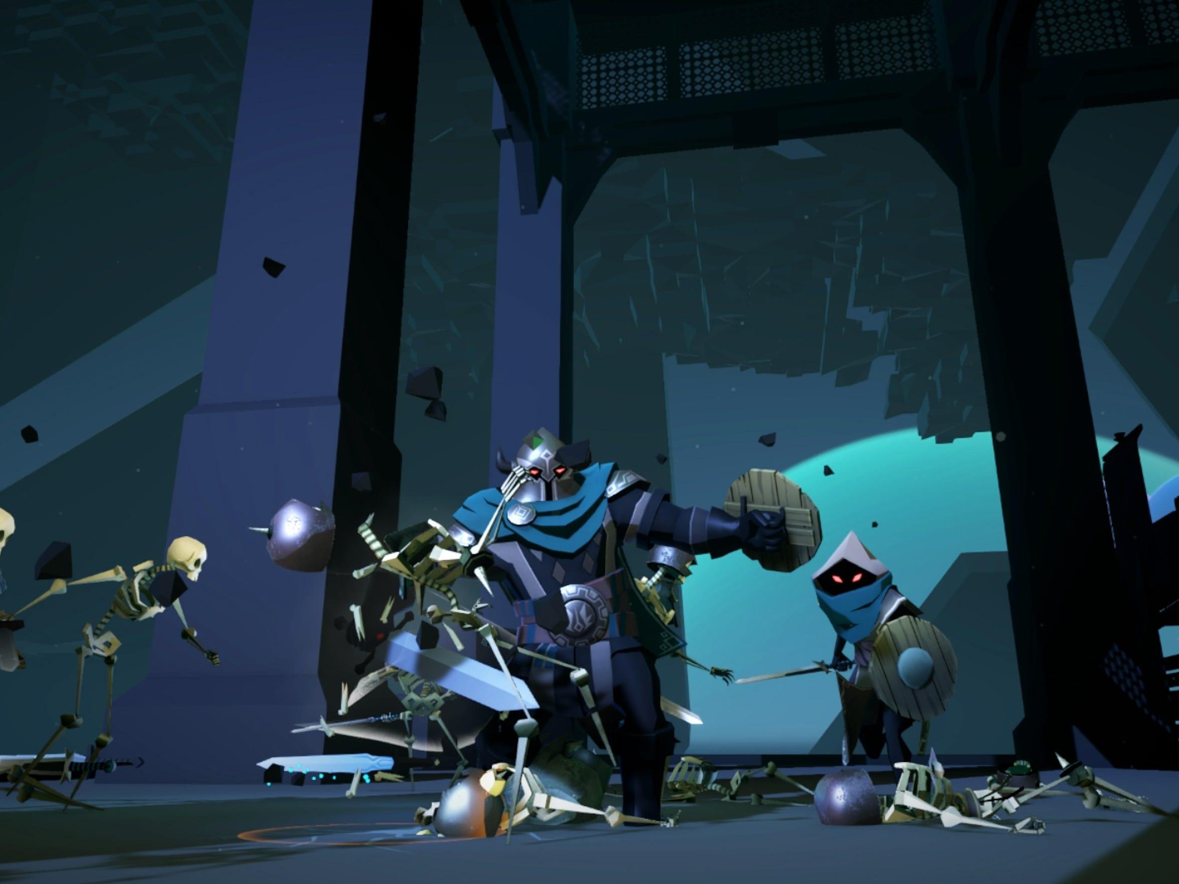 Necropolis: Brutal Edition lets you fight underworld