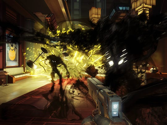 Prey for PC, PS4 and Xbox One.