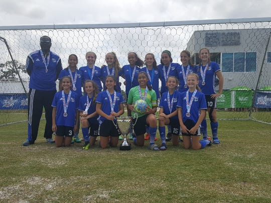The Cyclones won the Florida title two weeks ago after nipping powerhouse Real Madrid Miami 5-4 on penalty kicks.
