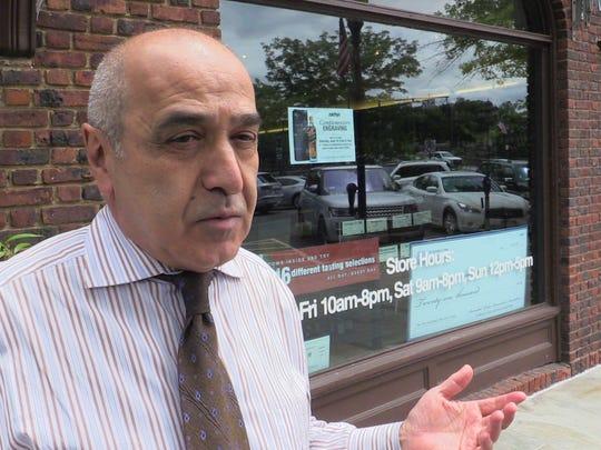 Alex Javadi talks about the Freightway parking garage