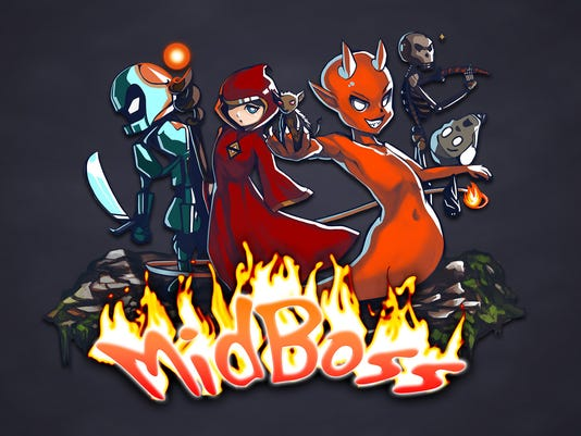 MidBoss game for PC.