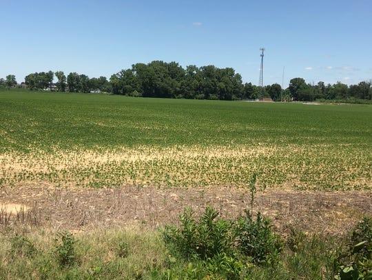 30.7-acre development site on E Boonville-New Harmony