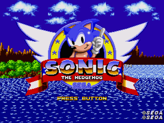 'Sonic the Hedgehog' on iOS/Android