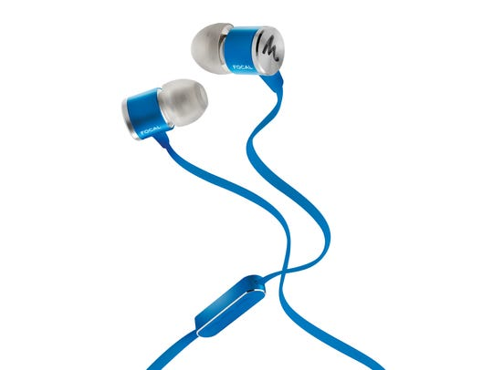 Focal Spark wired in-ear headphones.
