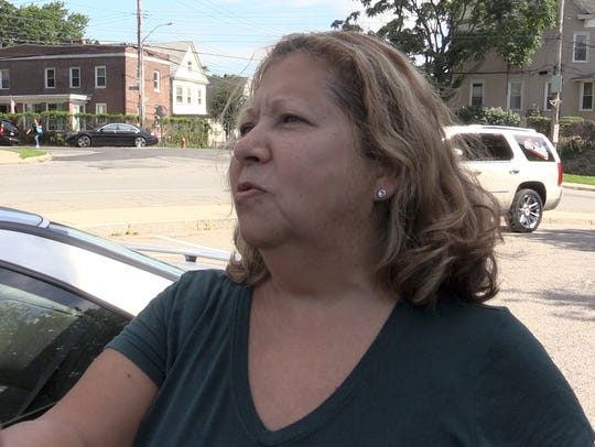 Elizabeth Schultz, of Yonkers, talks about the new