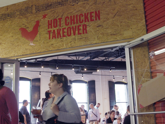 Hot Chicken Takeover employs former prisoners to give