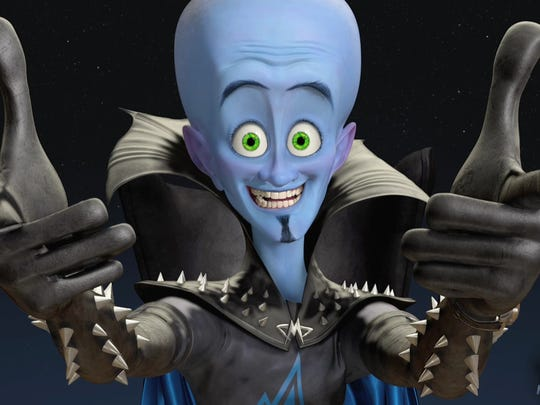 """""""Megamind"""" will be screened 10 a.m. July 19 at Cinemark in Parker Square."""