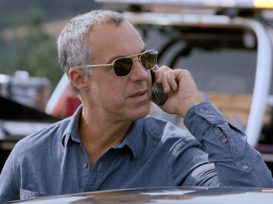 Titus Welliver plays the title role in the Amazon cop