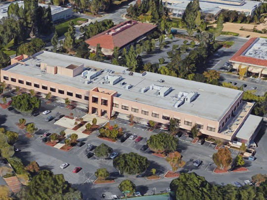 Lyft's new Level 5 offices in Palo Alto, Calif., will