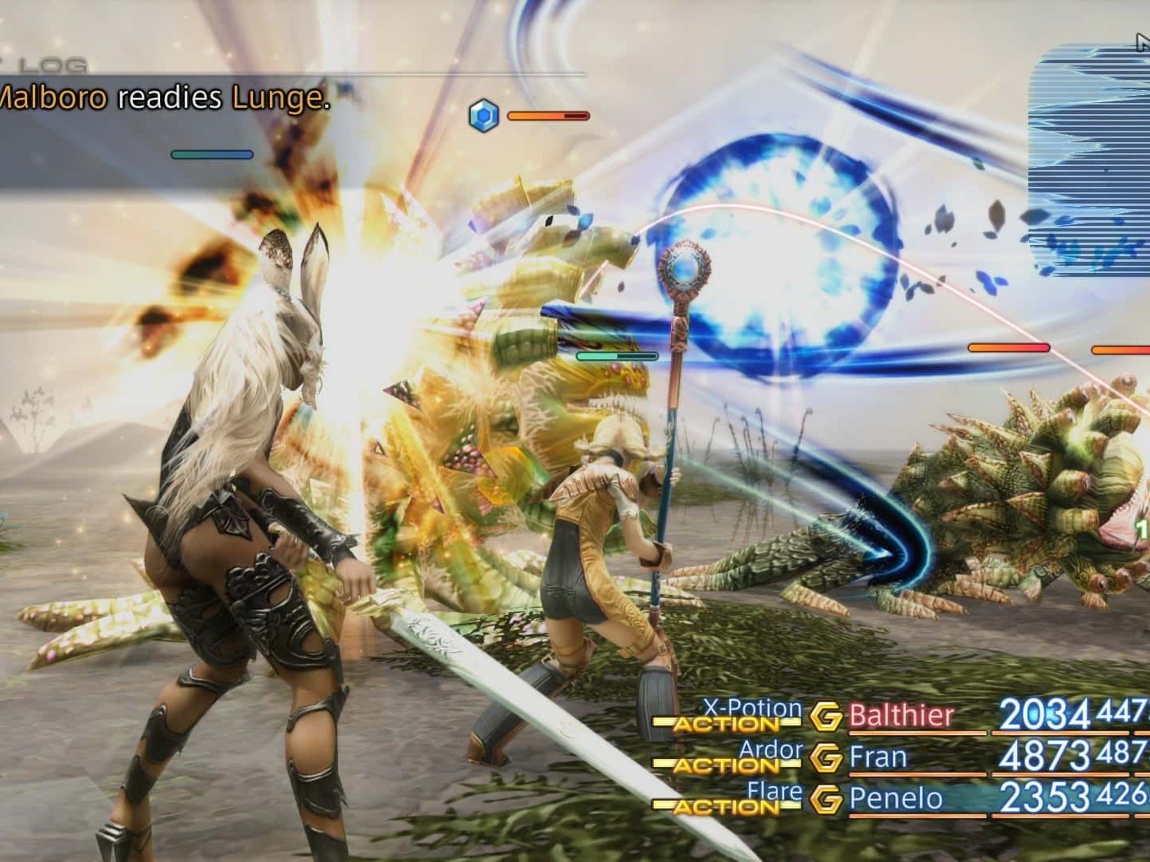 """""""Final Fantasy XII: The Zodiac Age,"""" for PlayStation"""