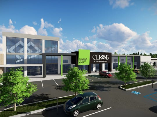 Climb Murfreesboro will be located in Northfield Crossing, the former location for Hastings book store.