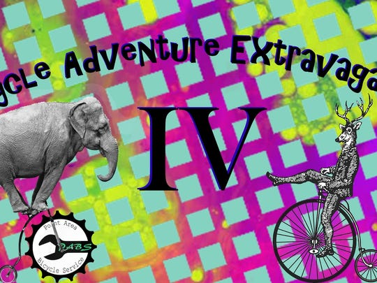 Point Area Bicycle Service will host the Bicycle Adventure Extravaganza IV on Aug. 27, 2017 in downtown Stevens Point.