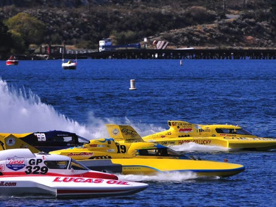 Evansville HydroFest is bringing hydroplanes back to
