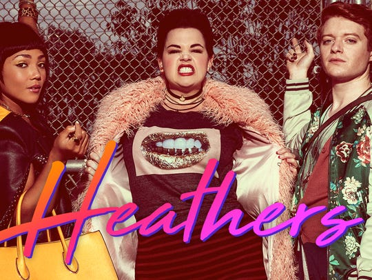 "A television reboot of the '80s cult classic ""Heathers"""