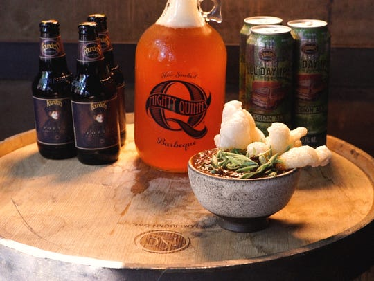 Mighty Quinn's Barbeque's new limited edition dish,