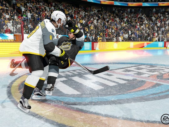 NHL 18 for PlayStation 4 and Xbox One.
