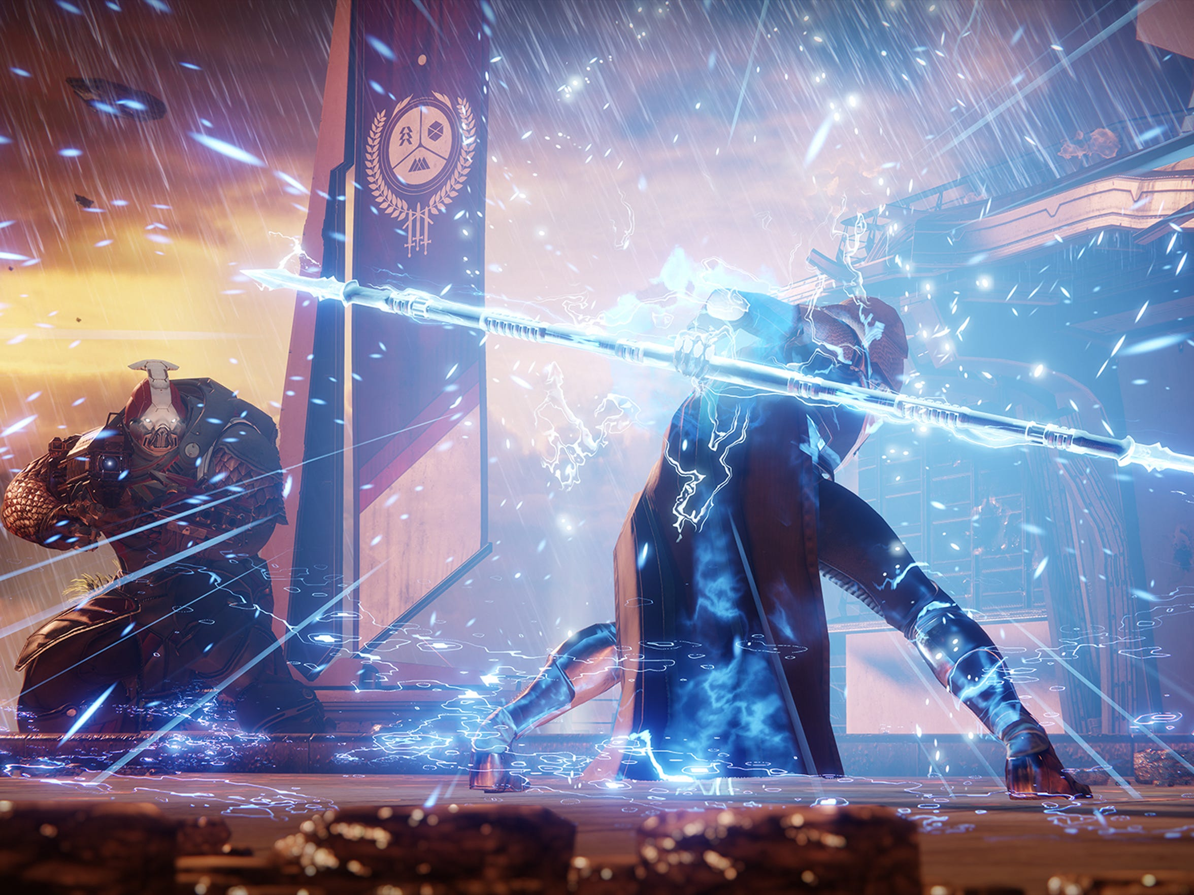 Destiny 2 for PS4 and Xbox One.