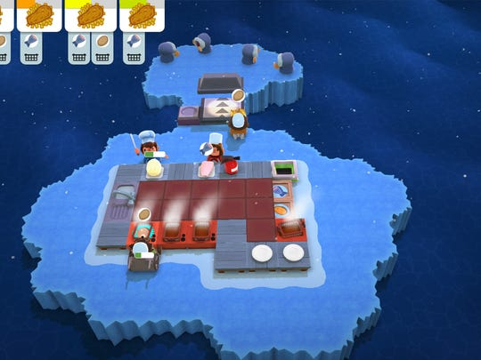 Overcooked Special Edition, Nintendo Switch.