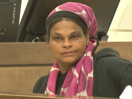 Melissa Shaw testifies in the attempted murder trial