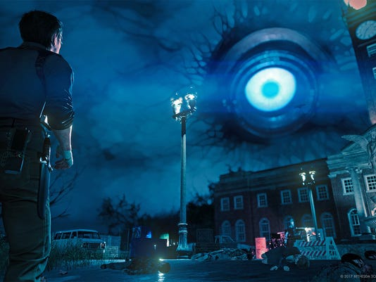 The Evil Within 2 for PC, PS4 and Xbox One.