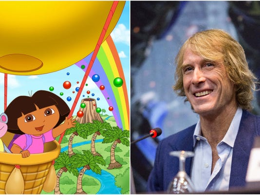 Dora and Michael Bay