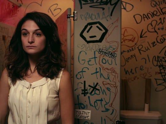 """Jenny Slate stars in """"Obvious Child."""""""