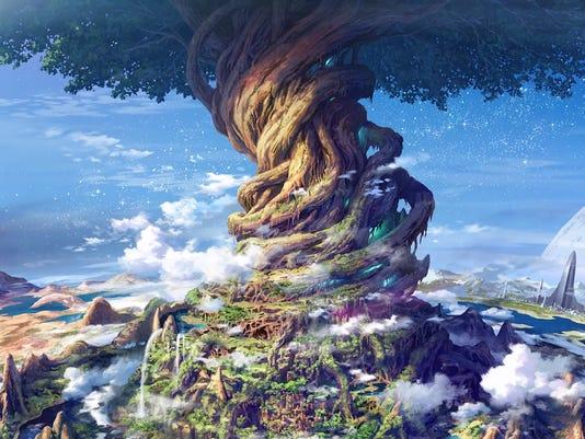 Etrian Odyssey V: Beyond the Myth, Nintendo 3DS.