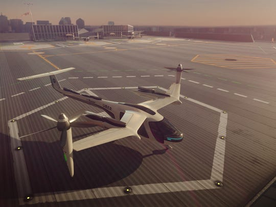 Uber announced it will bring flying cars to Dallas and now Los Angeles by 2020.