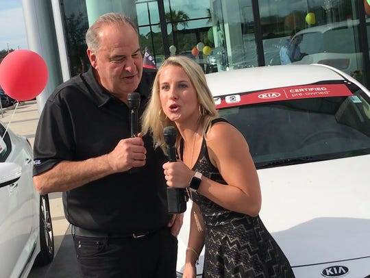 Billy Fuccillo Narrows Search For Kia Tv Commercial Star