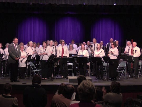 The University of Providence Community Concert Band