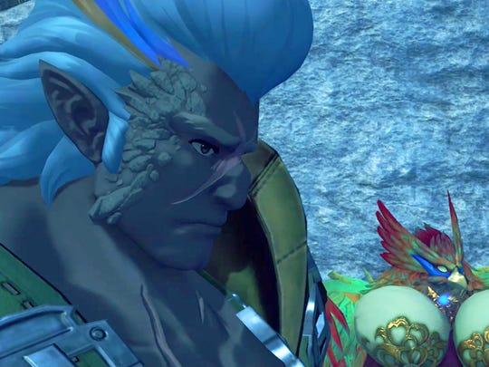 Xenoblade Chronicles 2, Nintendo Switch.
