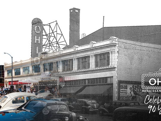The Renaissance Theatre, which started as the Ohio Theatre in 1928, is celebrating its 90th anniversary next week.