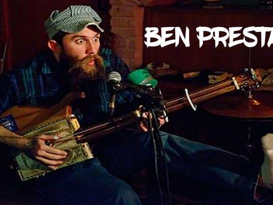 Legend Ben Prestage grew up in rural Florida and picked