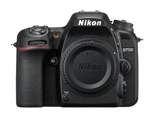 The D7500 fits nicely between Nikon's entry-level and