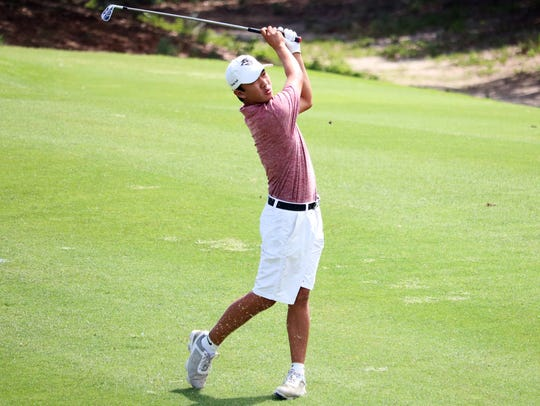 Florida Tech men's golf takes third at Titan Winter