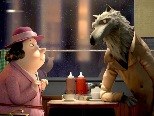 "The writing of Roald Dahl inspired the animated Oscar nominee ""Revolting Rhymes."""