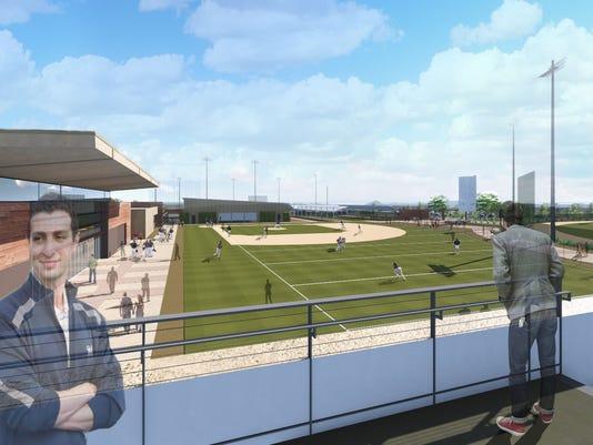 Maryvale Baseball Park renovations