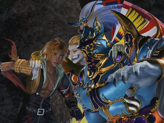 Dissidia Final Fantasy NT, PS4.