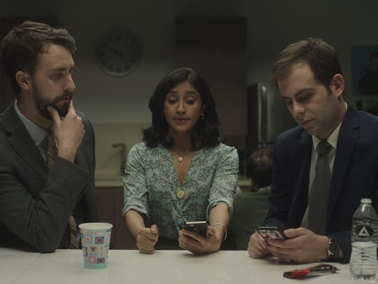 Matt Ingebretson as Matt, Aparna Nancherla as Grace