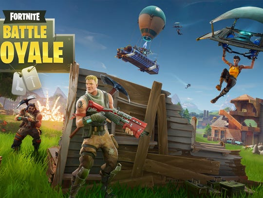 """Fortnite: Battle Royale"" promises a jet pack will"
