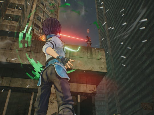 Sword Art Online: Fatal Bullet for PC, PS4 and Xbox One.