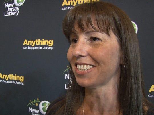 Suzanne Valluzzi, Hazlet, wins NJ Lottery's Million