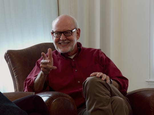 Film director and Muppet performer Frank Oz, known for his creations including Miss Piggy, Fozzie Bear, Cookie Monster and Grover, will participate in the livestreamed conversation on May 16 at 4 p.m.