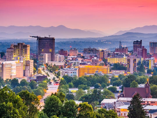 Take a day trip to Asheville, North Carolina, and experience Biltmore Estate, the Pinball Museum, breweries and more.