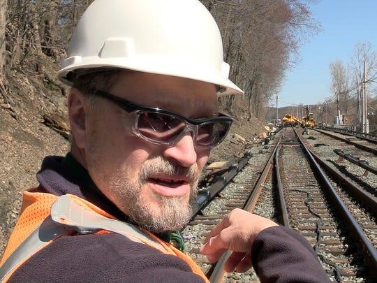 Glen Hayden, Metro-North Railroad Vice President in