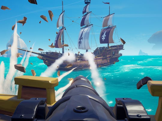 Sea of Thieves for Xbox One.