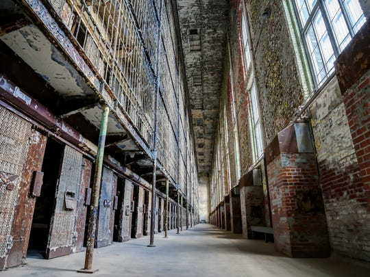 Ohio: Ohio State Reformatory, Mansfield: The Ohio State