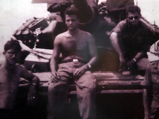 Wayne Johnson, Vietnam vet