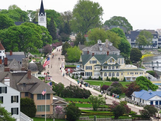 Mackinac Island European Tour